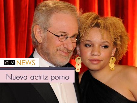 Hija de Steven Spielberg incursiona en el mundo del porno