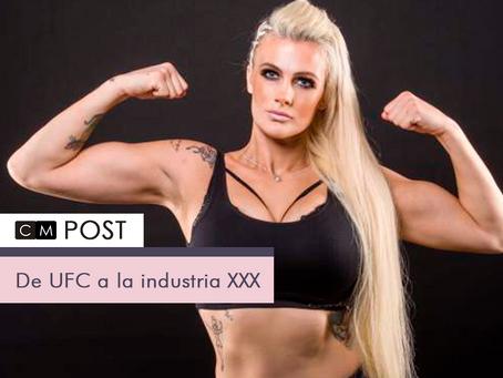 La luchadora de UFC que pasó al porno para sostener a sus 5 hijos.