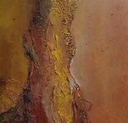 lava landschap