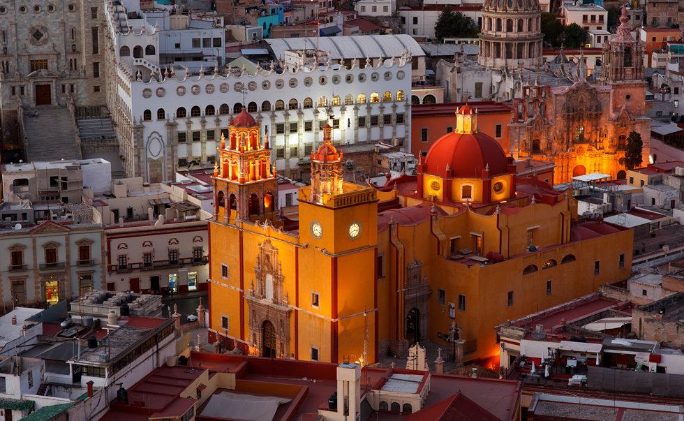 Guanajuato City Visit