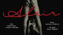"""Edwin Luisi comemora 45 anos de carreira em curta temporada da peça """"Alair"""" no Teatro Nair Bello, e"""