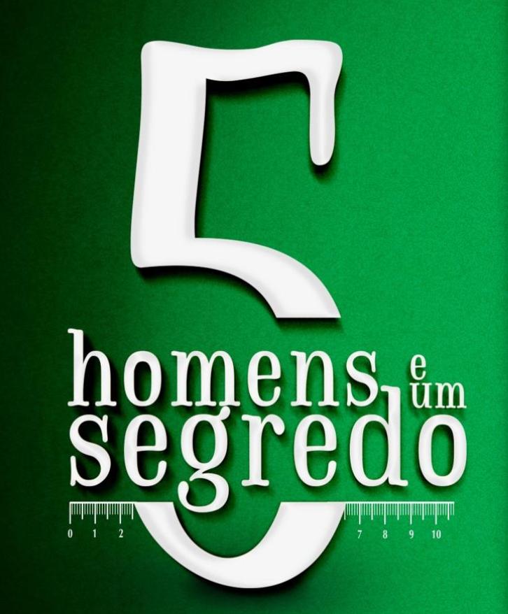 5 homens e um segredo