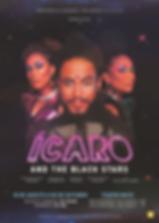 Icaro and the black stars em Splendore1.
