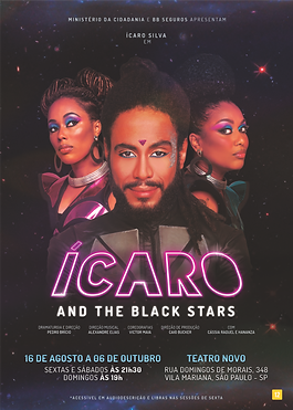 Icaro and the black stars em Splendore1.