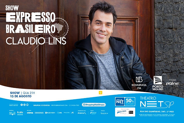 Claudio Lins em Splendor Produções