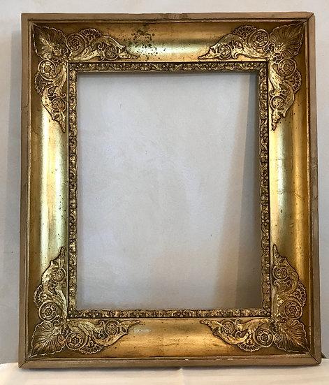 Renaissance Gilded Wood Frame