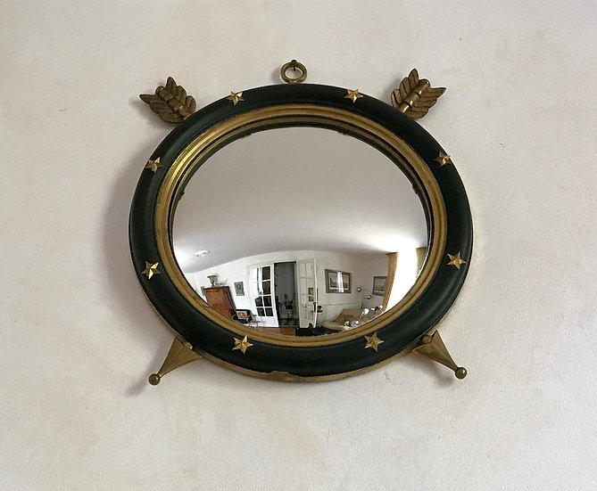Round Classical Convex Mirror