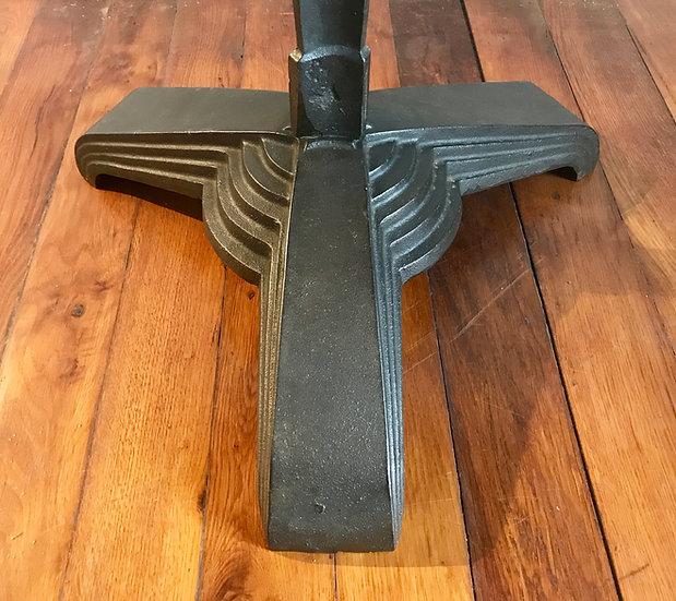 Louis Vuitton Cast Iron Bistro Table