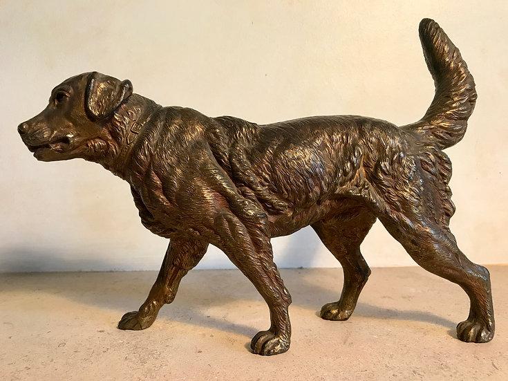 Spelter Dog
