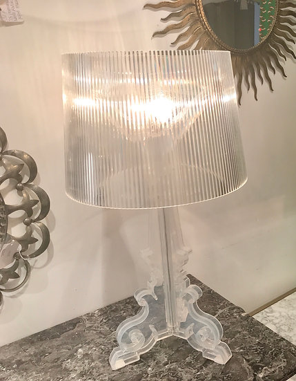 Clear/Milky Kartell Lamp