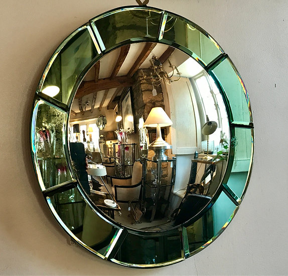 Green and Convex Mirror