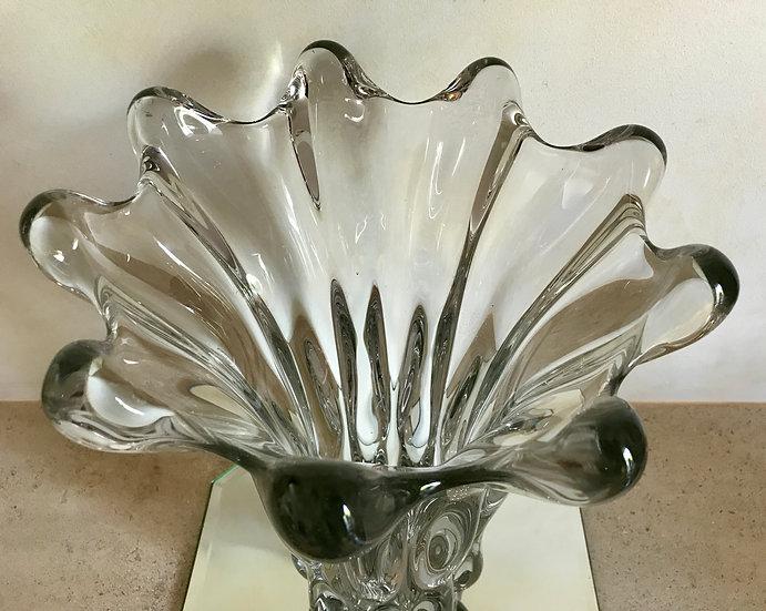 Large Nine-Point Vannes Lozenge Vase