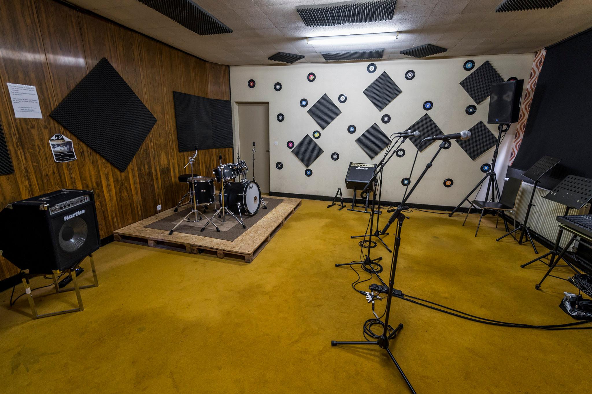 """""""Vintage"""" Studio de répétition"""
