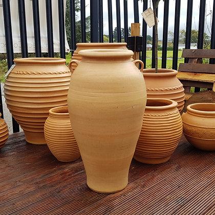 Large Cretan Terracotta Amphora