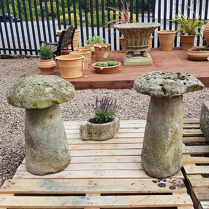 Antique Staddle Stones