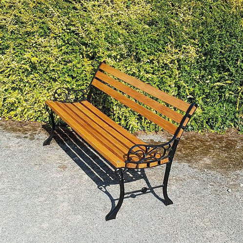 Low Restored Bench