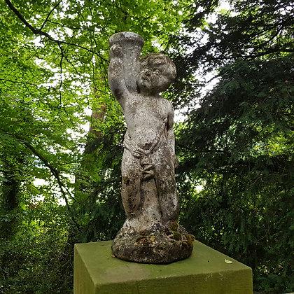 Putti Statue