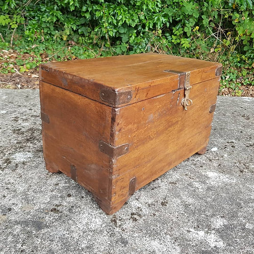 Antique Anglo-Indian Chest