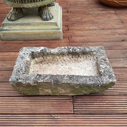 Old Hewn Granite Trough