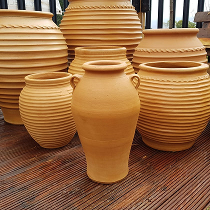 Cretan Terracotta Amphora
