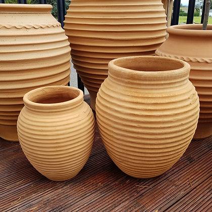 Agathos Cretan Terracotta Pots