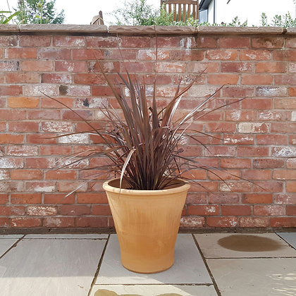 Plain Mythos Cretan Terracotta Planter