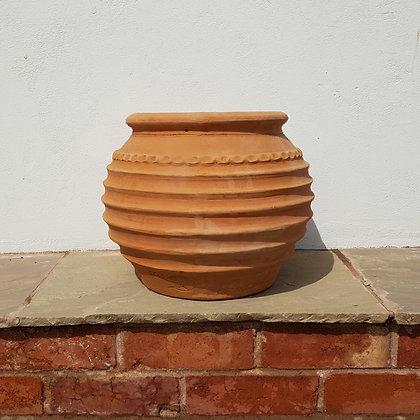 Melina Beehive Cretan Terracotta Pot
