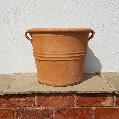 Faythe Cretan Terracotta Tub Planters