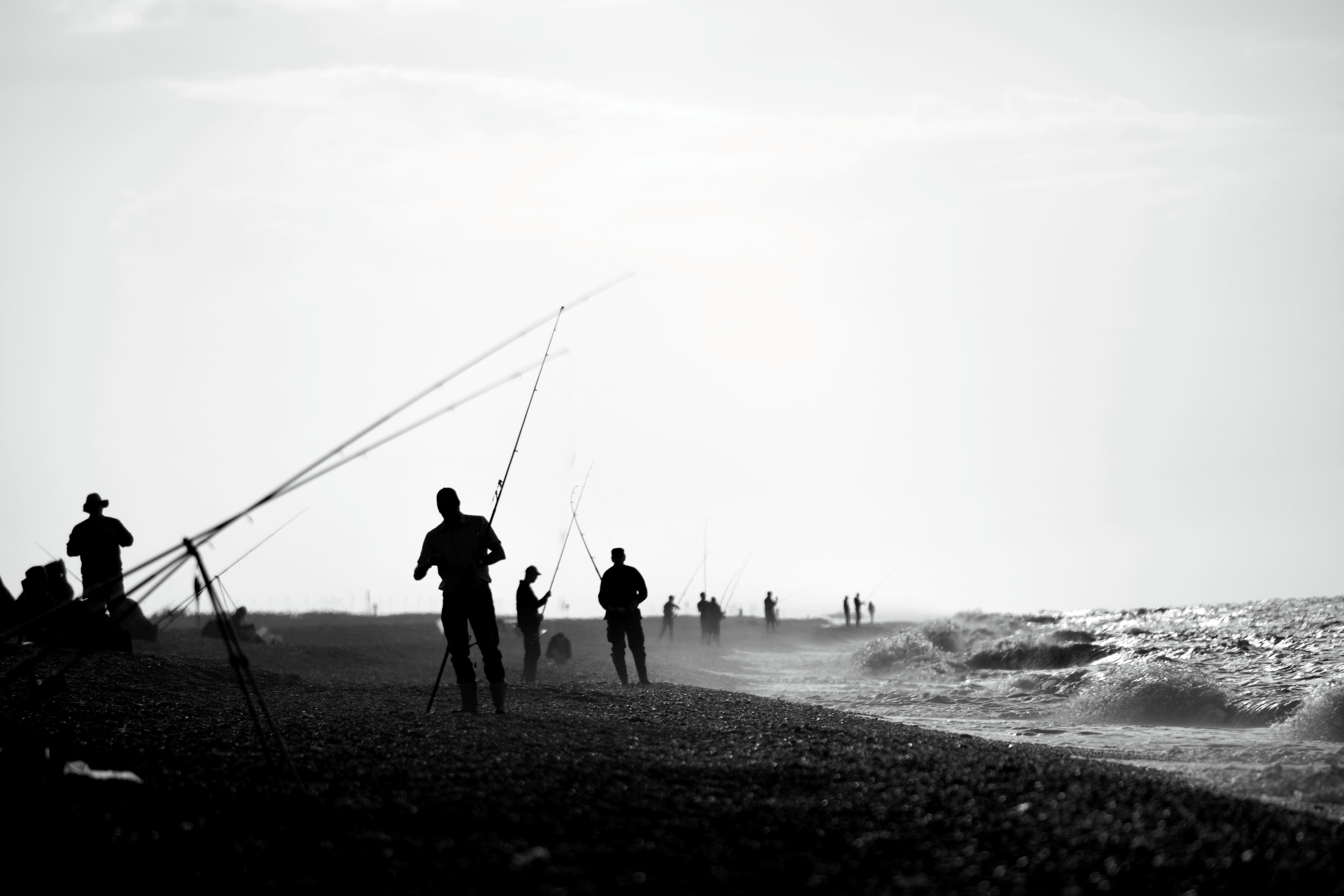 Sea fishing at Cley.jpg