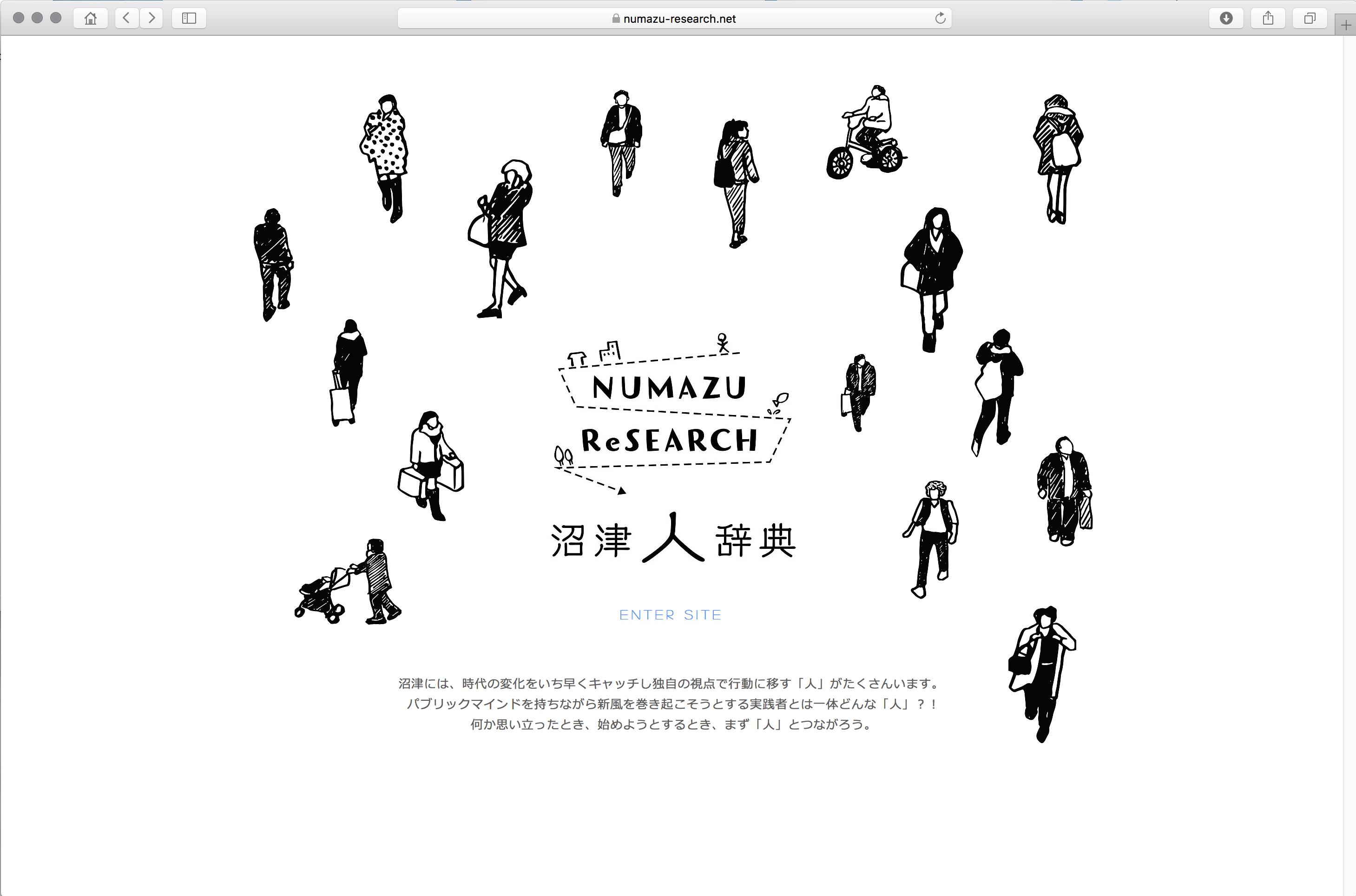 numazu research 沼津人辞典