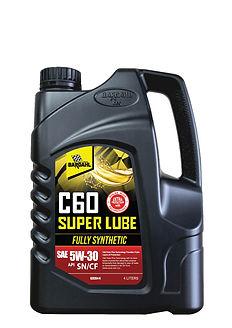 bardahl C60 Lubricants Malaysia minyak hitam SAE5w-30 Fully Synthetic