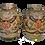 Thumbnail: Perse !Iran ? Paire d'urnes funéraires en céramique - Fin XVIIIème
