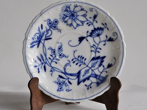 Ancienne porcelaine Allemande - Marquage au dos