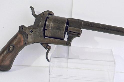 Révolver à broches - 9 mm - 19ème - D2