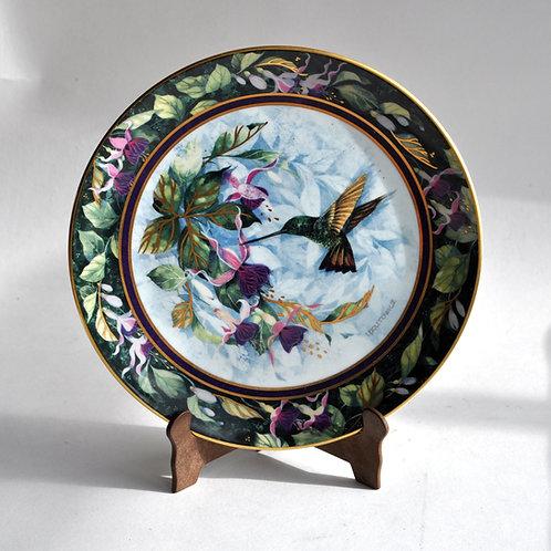 Royal Doulton - Assiette porcelaine numérotée - XXème
