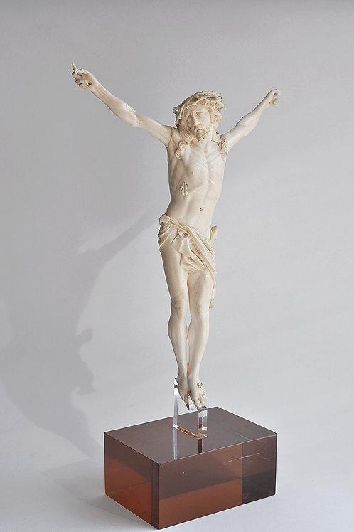 Christ En Ivoire - Dieppe - France - Circa 1800
