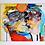 Thumbnail: Robert John KAUPELIS - Sans titre, 1989 -Technique Mixte