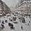 Thumbnail: Paire de photographies - Vue de Paris 19ème