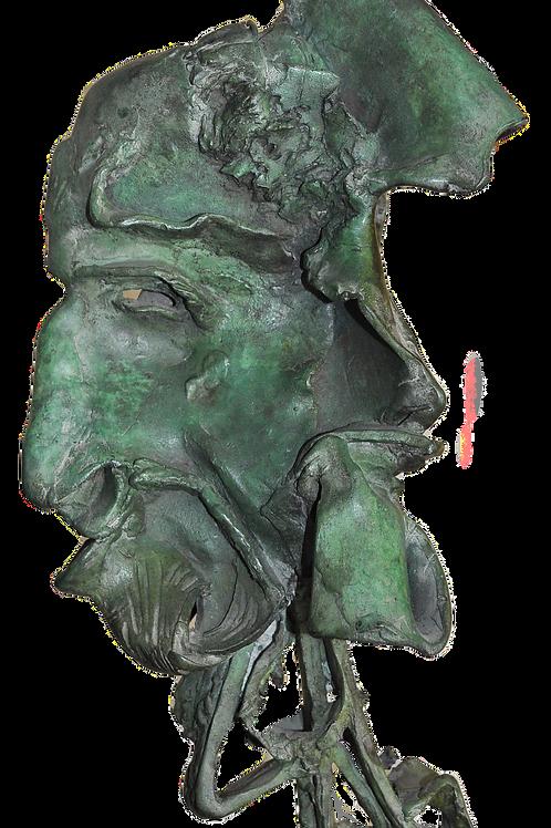 Pierre SEGERON - Sculpture Bronze - XXème siècle