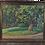 Thumbnail: Maurice RUFFIN - Oil on canvas - Jardin de la Rhonelle - 1934