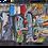 Thumbnail: Denis OSSO(1965-) - Technique mixte signée - 2014