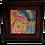 Thumbnail: Laure LEPRINCE (1963-) - Huile sur Toile - XXème