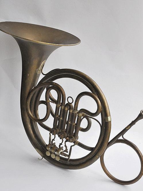 Cor d'Harmonie - Signé Et Monogrammé - XIXème