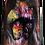 Thumbnail: MIODRAG - peinture - Huile sur papier - XXème