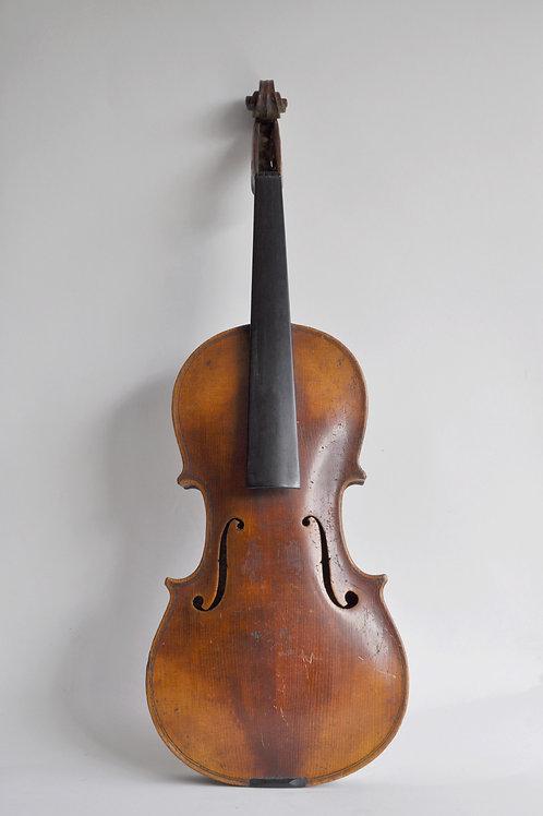 Violon Français sans étiquette - XIXème
