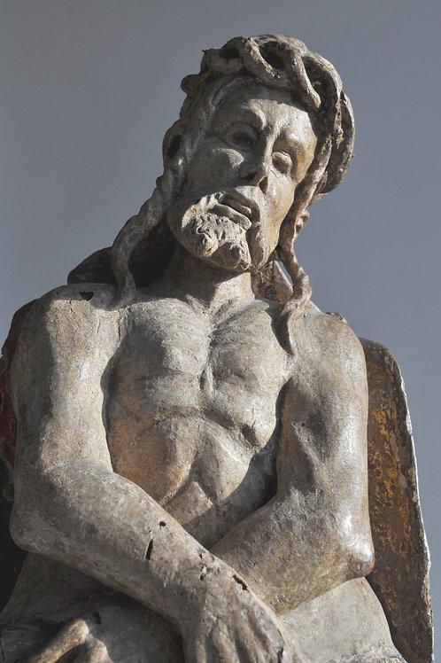 Buste De Christ - France - XVIIIème Siècle