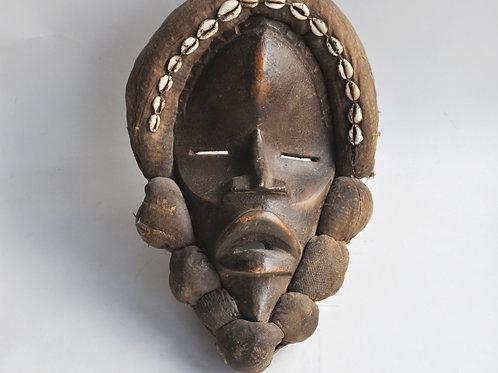 Masque Dan Toura - Afrique - XXème