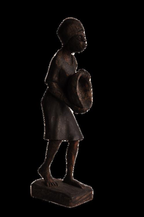 Sculpture Africaine - Art Primitif - XXème