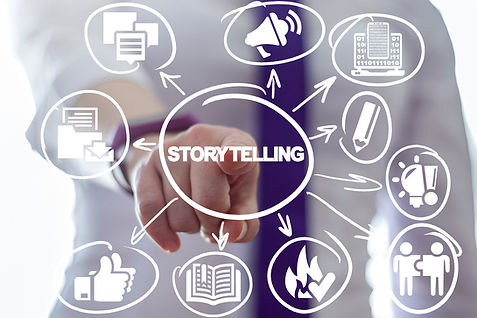 Storytelling. Story Telling Business con