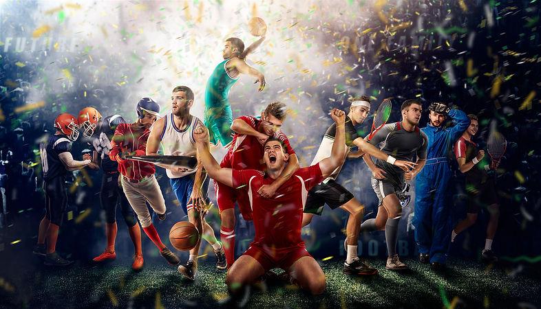 successful football, soccer, basketball,